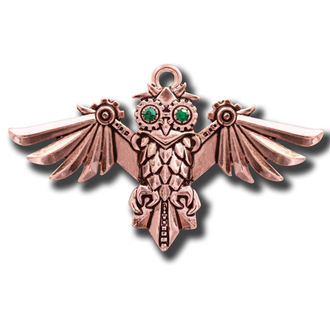 pendentif EASTGATE RESSOURCE - Aviamore Owl, EASTGATE RESOURCE