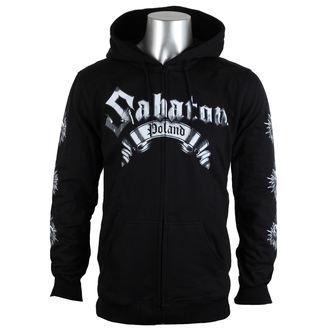 sweat-shirt avec capuche pour hommes Sabaton - Poland - CARTON, CARTON, Sabaton