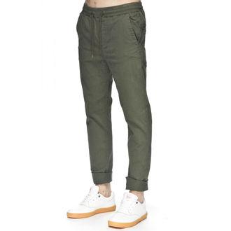pantalon hommes GLOBE - Goodstock Beach Pant -Army, GLOBE