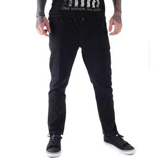 pantalon hommes GLOBE - Goodstock Beach Pant - Noir, GLOBE
