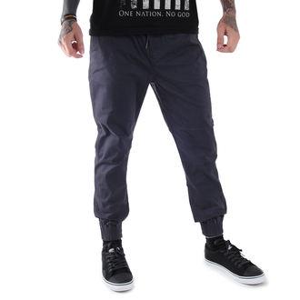 pantalon hommes GLOBE - Goodstock Jogger - Charbon, GLOBE
