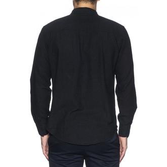 chemise hommes GLOBE - Austin - Noir, GLOBE