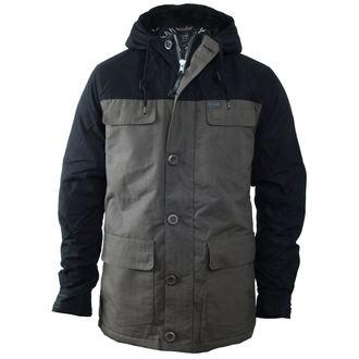 veste d`hiver pour hommes - Goodstock Blocked Parka - GLOBE, GLOBE