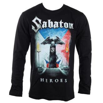 tee-shirt métal pour hommes Sabaton - Heroes Czech republic - CARTON, CARTON, Sabaton