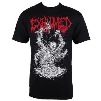 tee-shirt métal pour hommes Exhumed - Gore Metal Necrospective - RELAPSE, RELAPSE, Exhumed