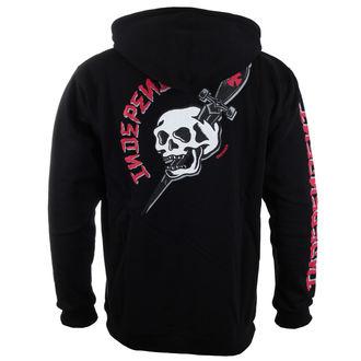 sweat-shirt avec capuche pour hommes - Dressen Skull - INDEPENDENT, INDEPENDENT