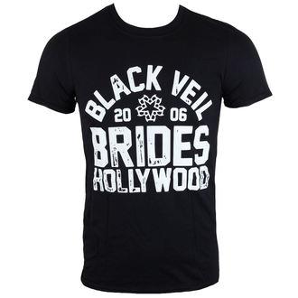 tee-shirt métal pour hommes Black Veil Brides - Hollywood - LIVE NATION, LIVE NATION, Black Veil Brides