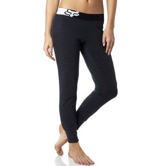 pantalon femmes (trackpants) FOX - Certain Pant -  Heather Black, FOX