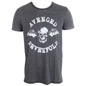 tee-shirt métal pour hommes Avenged Sevenfold - Deathbat - ROCK OFF, ROCK OFF, Avenged Sevenfold