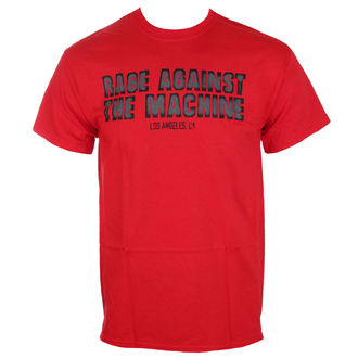 tee-shirt métal pour hommes Rage against the machine - Smashed Red -, Rage against the machine