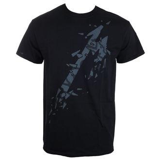 tee-shirt métal pour hommes Metallica - Black Album - NNM - RTMTLTSBMBL
