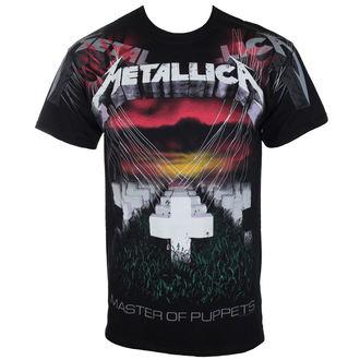 tee-shirt métal pour hommes Metallica - Puppets - NNM - RTMTLTSBPUP