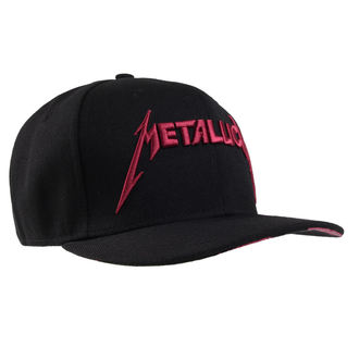 casquette Metallica - MOP - Noir - ATMOSPHERE, NNM, Metallica