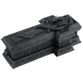décoration (boîte) Celtic Dragon