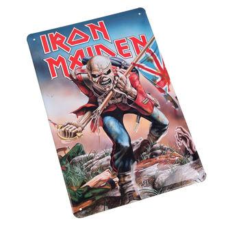 signes Iron Maiden - The Trooper