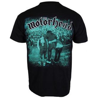 tee-shirt métal pour hommes Motörhead - Clean your Clock Green - ROCK OFF, ROCK OFF, Motörhead
