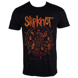 t-shirt hommes Slipknot - The Wheel - ROCK OFF, ROCK OFF, Slipknot
