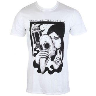 tee-shirt métal pour hommes Bring Me The Horizon - Plague - ROCK OFF, ROCK OFF, Bring Me The Horizon