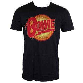 tee-shirt métal pour hommes David Bowie - Diamond Dogs - ROCK OFF, ROCK OFF, David Bowie