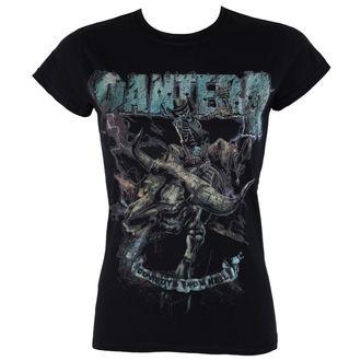 tee-shirt métal pour femmes Pantera - Vintage Rider - ROCK OFF, ROCK OFF, Pantera