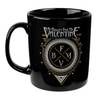 mug  Bullet For My Valentine - Emblem - ROCK OFF, ROCK OFF, Bullet For my Valentine
