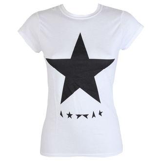 tee-shirt métal pour femmes David Bowie - Blackstar - ROCK OFF