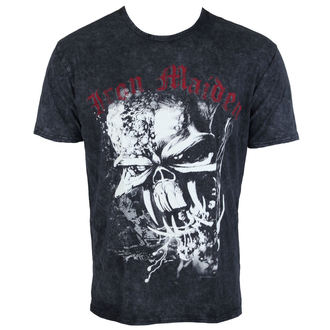 tee-shirt métal pour hommes Iron Maiden - FF Eddie Puff Illuminous - ROCK OFF, ROCK OFF, Iron Maiden