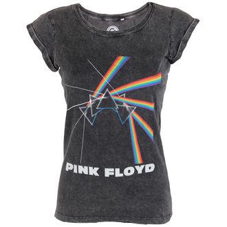 tee-shirt métal pour femmes Pink Floyd - Multi Logo Acid - ROCK OFF, ROCK OFF, Pink Floyd