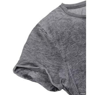 tee-shirt métal pour hommes Queen - Crest - ROCK OFF, ROCK OFF, Queen