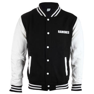 sweat-shirt sans capuche pour hommes Ramones - Presidential Seal Varsity - ROCK OFF, ROCK OFF, Ramones