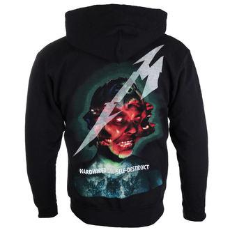 sweat-shirt avec capuche pour hommes Metallica - Hardwired Album Cover - NNM, NNM, Metallica
