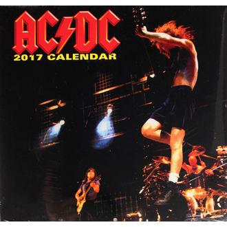 calendrier pour 2017 - AC/DC, NNM, AC-DC