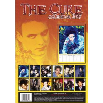 calendrier pour 2017 - Cure, Cure