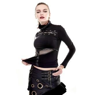 t-shirt femmes avec longue manche PUNK RAVE - Catacomb, PUNK RAVE