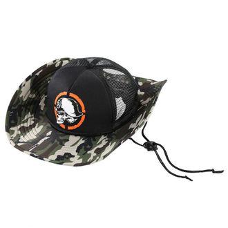 chapeau METAL MULISHA - Cowbucker, METAL MULISHA