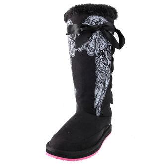 bottes fourées pour femmes - METAL MULISHA, METAL MULISHA