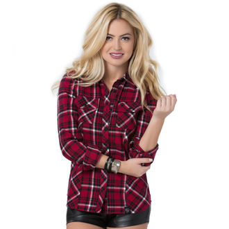 chemise femmes avec longue manche METAL MULISHA - Genevieve, METAL MULISHA