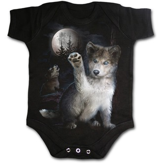 body pour enfant SPIRAL - WOLF PUPPY, SPIRAL