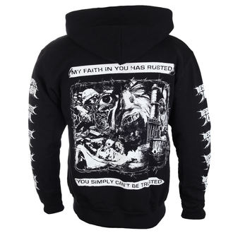sweat-shirt avec capuche pour hommes Despised Icon - Bad vibes - NUCLEAR BLAST, NUCLEAR BLAST, Despised Icon