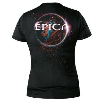 tee-shirt métal pour femmes Epica - The holographic principle - NUCLEAR BLAST, NUCLEAR BLAST, Epica