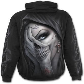 sweat-shirt avec capuche pour hommes - DEAD HAND - SPIRAL - M022M451