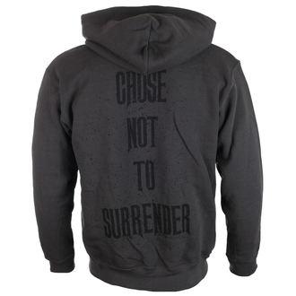 sweat-shirt avec capuche pour hommes Sabaton - Chose not to surrender - NUCLEAR BLAST, NUCLEAR BLAST, Sabaton