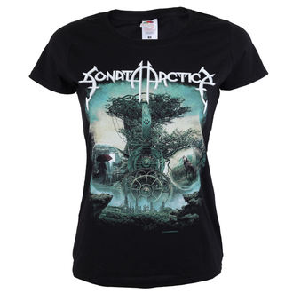 tee-shirt métal pour femmes Sonata Arctica - The ninth hour - NUCLEAR BLAST, NUCLEAR BLAST, Sonata Arctica