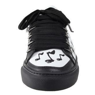 chaussures de tennis basses pour femmes - ALCHEMY GOTHIC, ALCHEMY GOTHIC