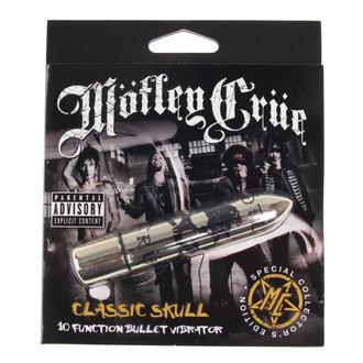 vibromasseur  Motley Crue - Classic Skull 10 - P&&string1&&, PLASTIC HEAD, Mötley Crüe