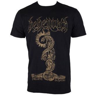 tee-shirt métal pour hommes Behemoth - I Believe - PLASTIC HEAD, PLASTIC HEAD, Behemoth