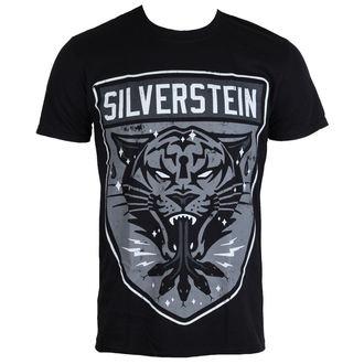 tee-shirt métal pour hommes Silverstein - Tiger - PLASTIC HEAD, PLASTIC HEAD, Silverstein