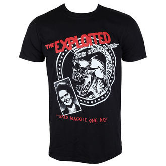 tee-shirt métal pour hommes Exploited - Let´s Start A War - PLASTIC HEAD, PLASTIC HEAD, Exploited