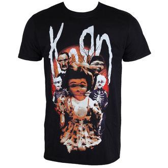 tee-shirt métal pour hommes Korn - Dolls - PLASTIC HEAD, PLASTIC HEAD, Korn