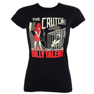 tee-shirt métal pour femmes Billy Talent - The Crutch - PLASTIC HEAD, PLASTIC HEAD, Billy Talent